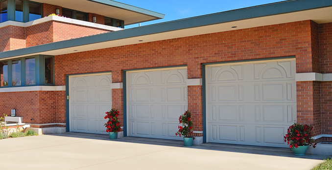 overhead garage door options Sioux Falls