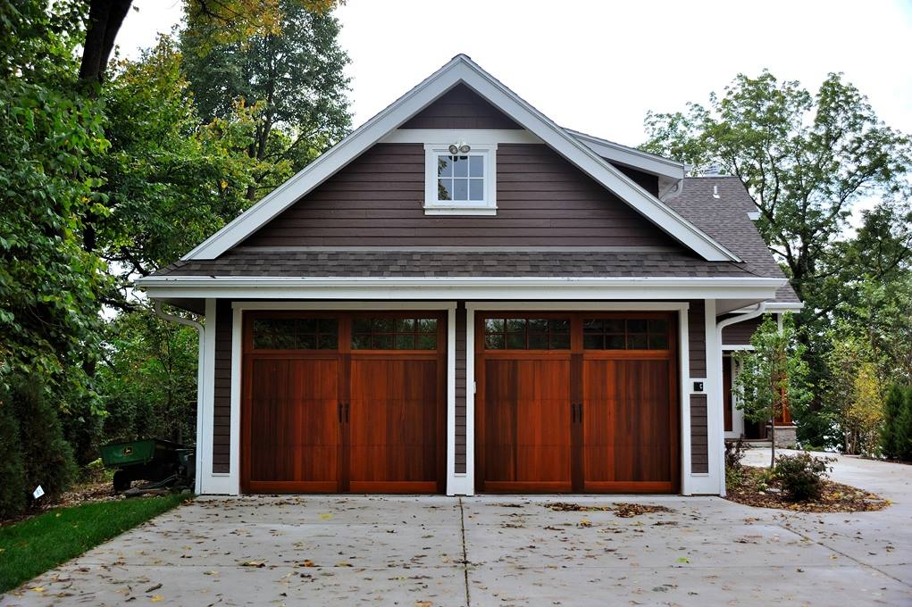garage door styles and colors Sioux Falls