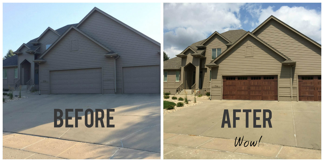 before and after install sioux falls sd